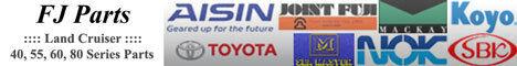 FJ Parts LLC - Land Cruiser Parts