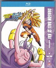 Dragon Ball Z Kai: The Final Chapters Part Two (BD, 2017, 3-Disc Set)