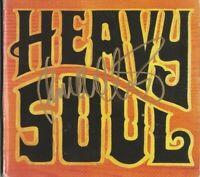 Paul Weller    **HAND SIGNED**   Heavy soul CD album  ~  AUTOGRAPHED