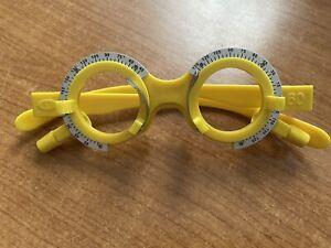 New/unused Optical Trial Frame, Optometry, 60mm PD