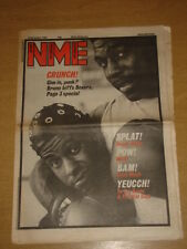 NME 1983 SEP 3 FRANK BRUNO SIMPLE MINDS UB40
