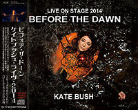 """KATE BUSH / BEFORE THE DAWN 2014 3CD LIVE ON STAGE """"Lily"""" """"Among Angels"""""""