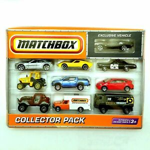 2 Collector 10-Pack Lot MATCHBOX 2010 2011 DIECAST Collectible VHTF