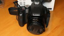 PANASONIC LUMIX FZ80 18.1MP 4K 60x Extreme Long Zoom Digital Camera w/ 64GB SD