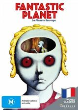 Fantastic Planet (World Classics Collection) - Rene Laloux NEW R4 DVD