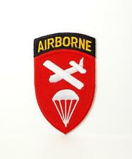 World War II Glider Airborne Command Army Embroidered Military Patch AKPM139