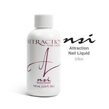 nsi Attraction Nail Acrylic Liquid 3.9 fl oz / 118 ml - No MMA