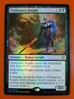 1x Oathsworn Knight   FOIL   Throne of Eldraine   MTG Magic Cards