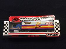 Matchbox Superstar Transporters White Rose Collectibles Phil Parsons
