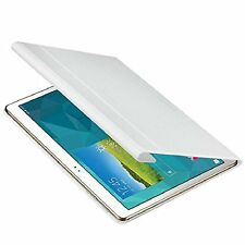 "GENUINE Samsung GALAXY TAB S 10.5"" WHITE Book Cover EF-BT800BWEG NEW Retail Box"