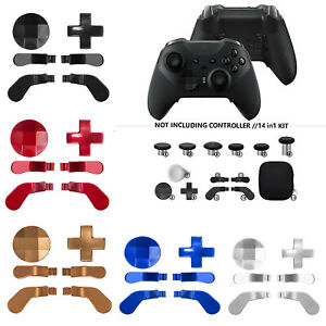 Button Rocker D-Pad Paddle Thumbsticks Kits for Xbox One Elite 2 Joysticks