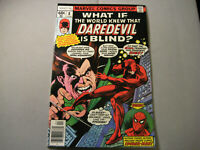 What If? #8 (Marvel, 1978) Daredevil High Grade