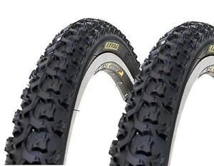 2x Kenda Mountainbike Reifen 24x1.95 Fahrradreifen 24 Zoll (50-507) MTB Decke