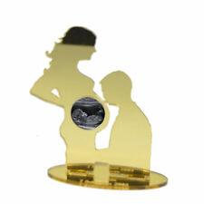 Porta ecografia foto donna mamma incinta in legno plex incisione personalizzata