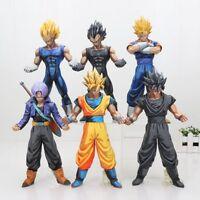 Dragon Ball Z Banpresto Figure MSP Master Stars Piece Son Goku Vegeta - No Box