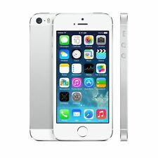 Apple iPhone 5S 16GB Silver 4G LTE A1533 AT&T Unlocked Sealed Box AU