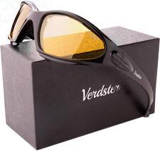 Verdster tourdepro polarisierte Sonnenbrille für Männer und Frauen-ideal für schwarz