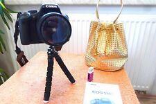 Canon EOS 550D l F NEU mit EXTRAS I 18x55mm Objektiv l DSLR 18MP FULLHD Video