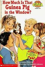 How Much is That Guinea Pig in the Window? (Hello Reader! Math Level 4), Rocklin