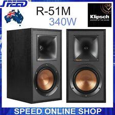 Klipsch Reference R-51M 340W Bookshelf Speakers - Pair - BLACK