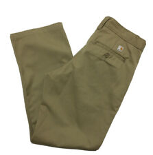 Vintage CARHARTT Blended Twill Chino Trouser Workwear W31 L30