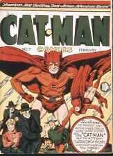 Catman Comics #7 Photocopy Comic Book