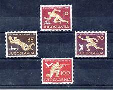 Yugoslavia Deportes Olimpiada Melbourne año 1956 (BU-396)