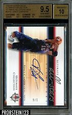 2005-06  Ultimate Collection All-Star Sigs Vince Carter 1/6 BGS 9.5 w/ 10 AUTO