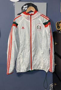 Rare adidas Federacion Mexicana A.C. Mexican soccer jacket sz men's XL