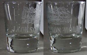 Jackson Hole Shot Glass #6007C