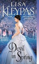 DEVIL IN SPRING Lisa Kleypas Wallflower Ravenels #3 BRAND NEW PB 2017 CombShip