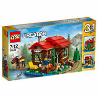 LEGO 31048 Creator Lakeside Lodge