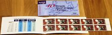 Iceland Booklet 1995 Europa Cept 35kr Europe - MNH - Excellent!