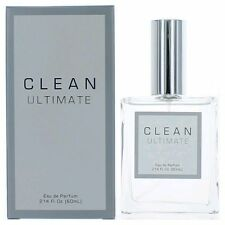 Clean ULTIMATE 2.14 oz / 60 ml Eau De Parfum EDP, NEW, SEALED
