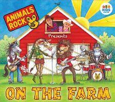 Animals Rock: On The Farm (CD) NEW