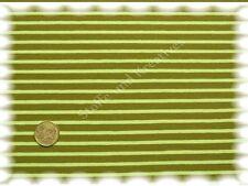 Campan Jersey khaki lime 50 cm Hilco Streifen-Jersey Streifen-Stoff elastisch