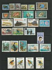 TANZANIA. Selection incl. SG469, 470, 152. Mint & Good Used.