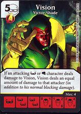 Marvel Dice Masters: Uncanny Xmen Vision Victor Shade 120 w/die - Rare