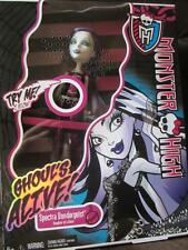 Monster High Doll Spectra Vondergeist Ghouls Alive Light up with sounds Ghost