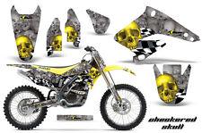 Suzuki RMZ 250 Graphic Kit AMR Racing # Plates Decal Sticker RMZ250 04-06 CSYS