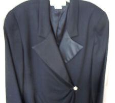 LYNN GREENE Black Cocktail Dress -SZ 14- NWT
