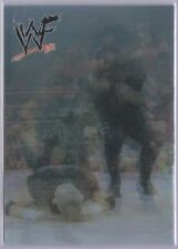 THE UNDERTAKER vs ROAD DOGG *RARE* WWF WWE ARTBOX LENTICULAR PROMO CARD 1998