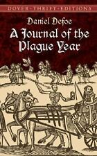 Dover Thrift Editions Ser.: A Journal of the Plague Year by Daniel Dafoe (2001, Trade Paperback)