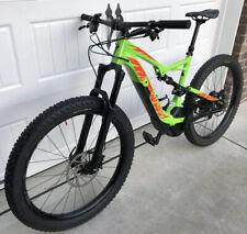 2016 SPECIALIZED TURBO LEVO COMP 27.5 FSR MTN Bike Sz LARGE. 6Fattie TIRES $5500
