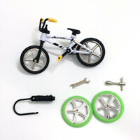 BE_ Mini Alloy BMX Finger Bicycle Model Bike Fans Kids Toy Gift Decoration Lates