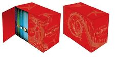 Harry Potter Box Set: The Complete Collection by J.k. Rowling (Hardcover, 2017)