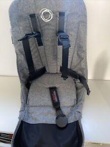 Brand new Bugaboo Donkey2 Seat Fabrics Grey Melange fits all Donkeys