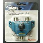 Hoxin CO-201 - 2 Way Coaxial Switch