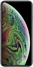 Apple iPhone XS MAX 256GB ITALIA Space Grey LTE NUOVO Originale Smartphone Nero