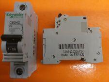 Schneider C60HC C6 240/415V interruttore automatico Standard Fit 6 Amp TIPO C